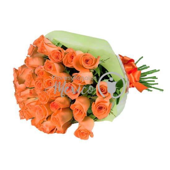 36-rosas-durazno-en-ramo