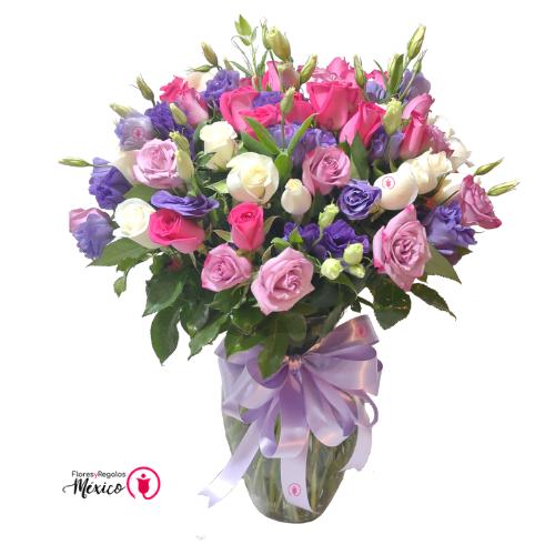 Elegancia con florero